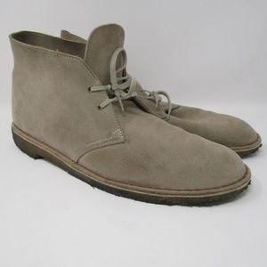 Men's Clarks Original Desert Boot Sand Suede sz 13